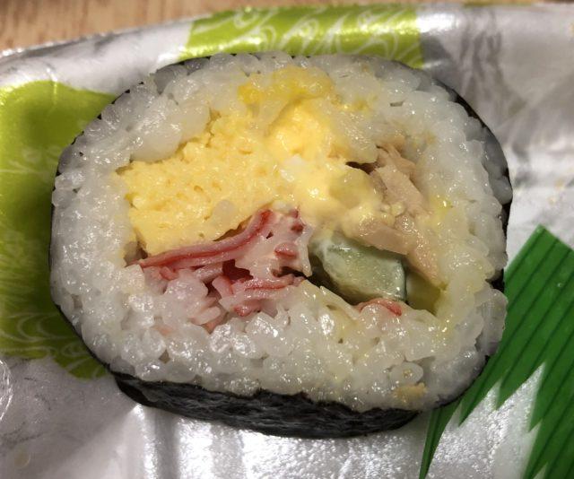 消費期限切れの巻き寿司