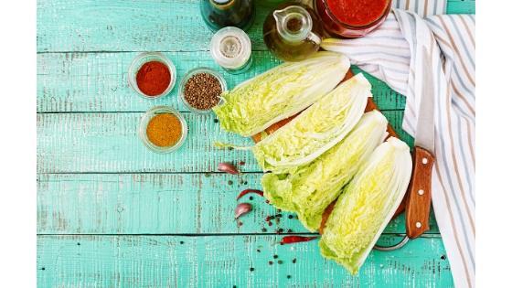 白菜とスパイス