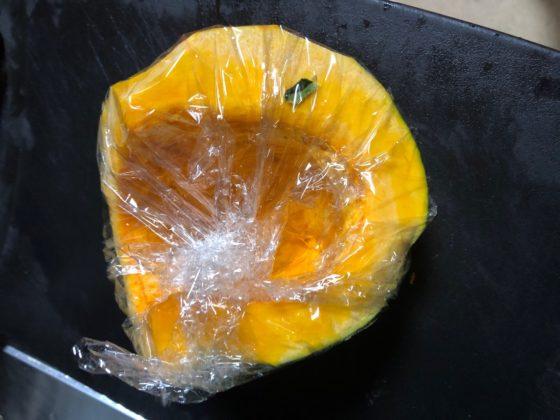 かぼちゃ 野菜室保存