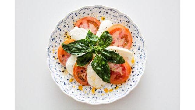 トマトとオイル