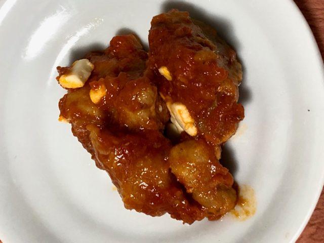 高砂鶏肉のイタリアンソース煮こみ